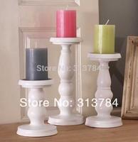 Free Shipping/medium size European-style wedding props/ wrought iron candlestick