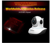 Vstarcam T7838WIP webcam Pan Tilt PNP Plug&Play P2P Indoor Security Network 720P HD Wireless Wifi IP Camera
