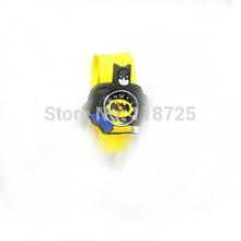 W11 LZ Jewelry Hut Lovely 5 Colors Rubber Cartoon Batman Children Watch
