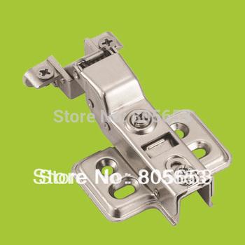 wholesale  hydraulic half overlay aluminium frame hinge (HH1912)