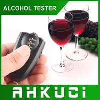 2014 Factory Price 3 mode with LED Display  alcohol tester Breathalyzer High Quality