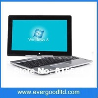 Free shipping 11.6 inch Rotating Capacitive Touch Screen Laptop Notebook R116 Ultrabook Win8 OS 2GB RAM 320GB HDD