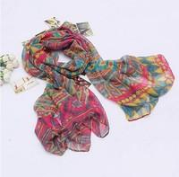 2014  women's  desigual   scarvesbrand luxury  Bohemian national wind Scarf