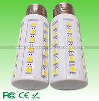 Hot Sale Epistar E27 SMD5050 7W 9W 12W 15W 20W 25W 30W AC110/220V LED corn bulb light importers 2pcs/Lot Free Shipping!