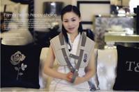 Body massager shoulder massage device cape slim massage belt back neck shape belt