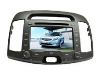 Android CAR RADIO WITH GPS FOR HYUNDAI ELANTRA 2007-2010 with GPS Navigation DVD Radio Bluetooth PIP TV Free Maps Free shipping(China (Mainland))