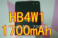 Free shipping best quality Huawei 1700mAh HB4W1 battery For Huawei Hua wei G510 T8951 U8951d Y210c C8951 C8813 Batterie Batterij