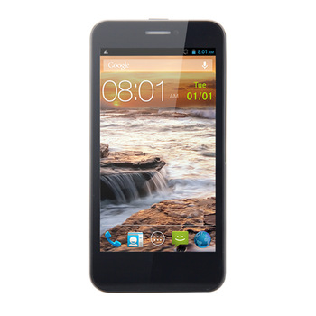 [Free case]Cubot GT99 Black 4.5'' HD IPS Screen 13.0MP camera MTK6589 1.2GHz 1GB+4GB in stock Cell phone Freeshipping