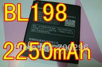 Free Shipping BL198 best quality Battery for lenovo phones S880 K860 S890 S880i BL198