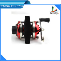 Fishing Tackle bait casting reel Fishing reel Ice Fishing reel cheap reel metail and plastic material 1pc Free shipping! ! !