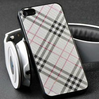 10pcs/lot wholesale Hot stripe grid case for iphone 5 case,new fashion hard back case for apple i phone 5 5g