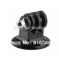 ST03 high quality Tripod Adapter for GoPro HD Hero Original Hero 2 Hero 3 Camera Monopod Mount Black Tripod Mount Adapter