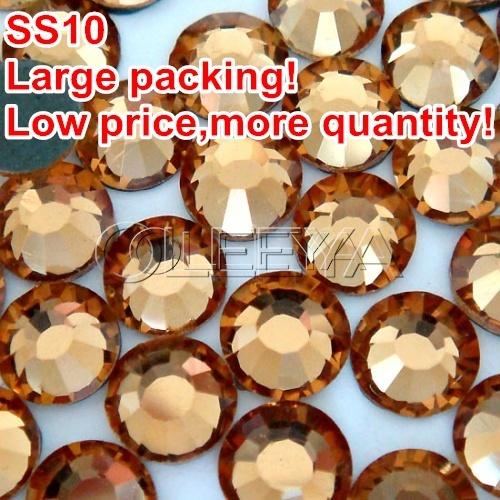 Стразы для одежды Oleeya SS10 tapazl 500gross/dmcfix WeddingDecoration Y0380 заклепочник усиленный gross 40409