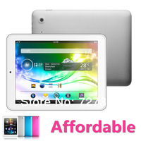 Free shipping 8 Inch tablet pc Dual Core 1GB / 8GB  Android 4.2 Tablet  Metal case Dual camera HDMI WIFI Bluetooth OTG