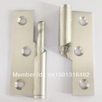 China 304 stainless steel hinge /lift off hinge/2pcs door hinge