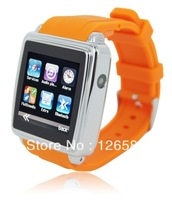 Hot 1.54 inches fashion watch phone,touch screen bluetooth mobile phone,Smart watch  Free shipping