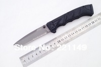 High Quality! WALTHER PPQ Tanto (Square End) Rescue Folding Knives,440 Blade Camping Survival Pocket Knife.