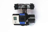 DJI Phantom Brushless Gimbal Camera Frame + 2*Motors +Controller for Gopro3 FPV RTF