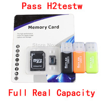 NEW 8GB 16GB 32GB 64gb Micro SD HC TF Card + Free TF Card Adapter +memory card reader +Free shipping