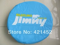 "Factory direct sale!Jimmy car modified PU spare tire cover custom off-road 14 ""15"" 16 ""17"""