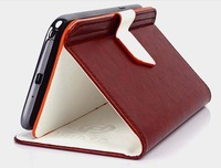 New Arrival Leather Phone Case For THL W100 Case High Quality