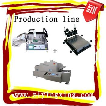 smt led desktop pick and place machine,TM220A,SMT,PCB