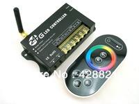 8Keys Wireless 2.4G Full Color Controller DC5-24V 8Ax3Channels RF RGB controller