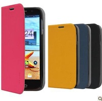 New Arrival J&H Original Business Flip Case for THL W8 W8+ Case  leather with touch pen Freeshipping ( 5 gift )
