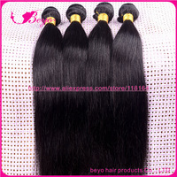 NEW! Malaysian virgin hair straight unprocessed virgin hair bundles 4 pcs lot , malaysian straight hair 8-30 inch grade 6a