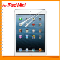 Extremely Transparent Anti Scratch Screen Protector Guard Screen Protective Film Cover For Apple iPad Mini Tablet