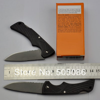 40pcs/lot Bear Folding Knives Compact Scout Pocket Survival Survival Knife