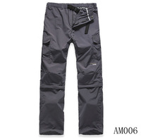 New 2014 wholesale Outdoor camping Quick Dry UV Resistant Fast Drying Speed Dry Pants fishing Active Pant for man soprt trousers