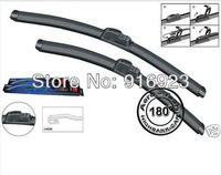 "3PCS OEM FOR VOLVO V70 2001-2006 AUTO FRAMELESS WINDSCREEN WINDSHIELD RAIN REFILL WIPER BLADES WIPERS 24""+22""+16"""