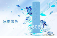 Universal Perfume 2600mAh Power Bank external battery charger for Iphone 5 4S etc Free Fedex Shipping + Retail Package