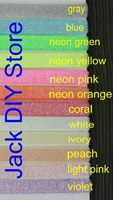 """10yards/lot 3/8"""" Frosted  Glitter FOE Elastic DIY Headband Hair Accessories Free Shipping"""
