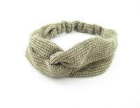 (10 pieces/lot) New Autumn Winter Elastic Hair Accessory  Kink  HeadBand For Women