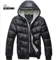 Free shiping New 2013 men down jacket and men's winter jacket and Men's coat Winter overcoat Outwear