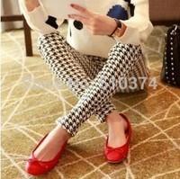 New Fashion knitting K227 2014 pants women Korean design Sexy SLIM pencil pants Stretch Material FREE SHIPPING 1PC/LOT
