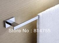 Free Shipping (60cm)Single Towel Bar/Towel Holder,Solid Brass Made,Chrome Finish, Bathroom hardware,Bathroom accessories #WT14