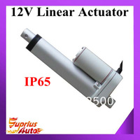 Free Shipping 250mm/ 10inch stroke / 900N Force / 12/24VDC electric linear actuator