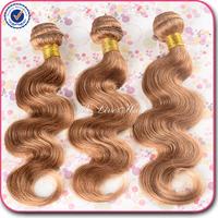 peruvian virgin hair body wave 3 pcs lot free shipping 27# blonde color cheap peruvian hair body wave human hair weave