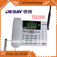 Desay  TD266  landline phone gsm phone telephone phone cordless phone telephone wireless cordless telephone fixed wireless phone