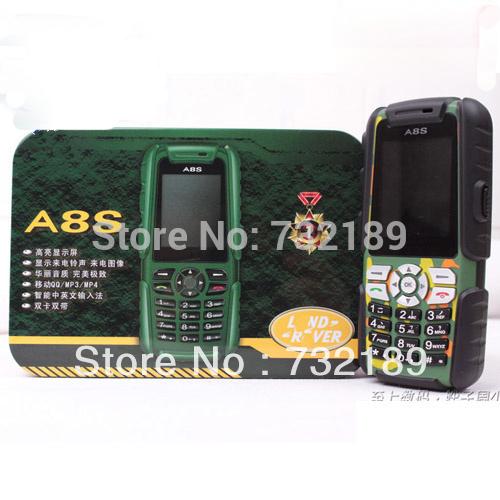 Мобильный телефон A8S Gsm A9IA9S B36 G13 H209 L8 30 LM126 S2 B30 XP5300