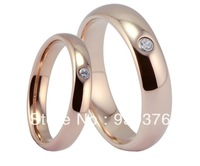 New Free shipping and free engraved Hot Sale Tungsten couple wedding ring