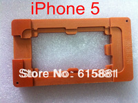 Free shipping ! High quality refurbishment mould mold for iPhone 5 5G lcd display touch screen repair hold mould