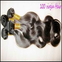 7A Body wave Peruvian virgin hair 3 bundles/lot mixed lengths,unprocessed hair,high quality,fast shipping