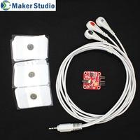 EMG Sensor , with Arduino Demo Code