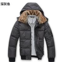 Drop shipping men down jacket Men's coat Winter overcoat Outwear Winter jacket wholesale  XYJ6396