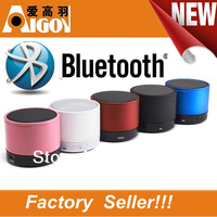 High Quality! wireless stereo bluetooth  forAndriod wireless mini subwoofer speaker multimedia audio TF card can be inserted