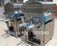 vacuum wheat flour/dough mixer machine
